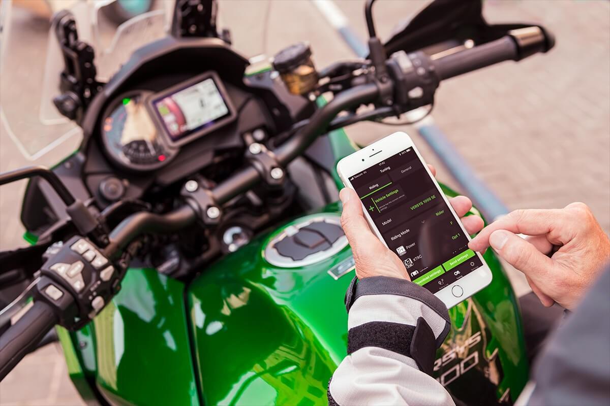 2020 Kawasaki Versys 1000