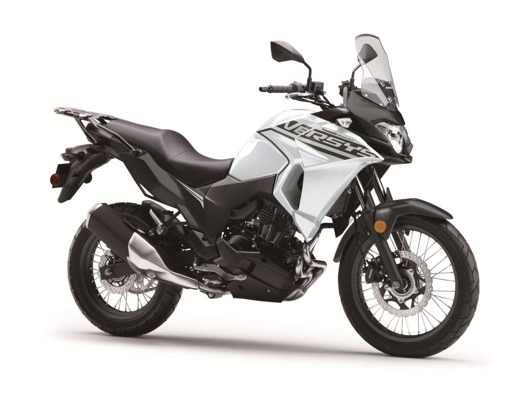 2020 Kawasaki Versys-X 300