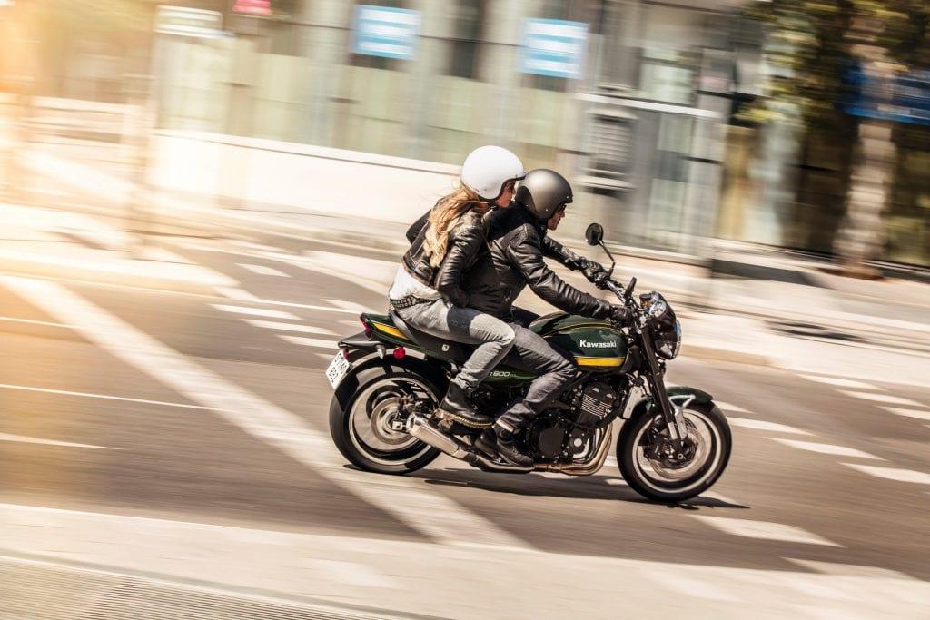 2020 Kawasaki Z900RS