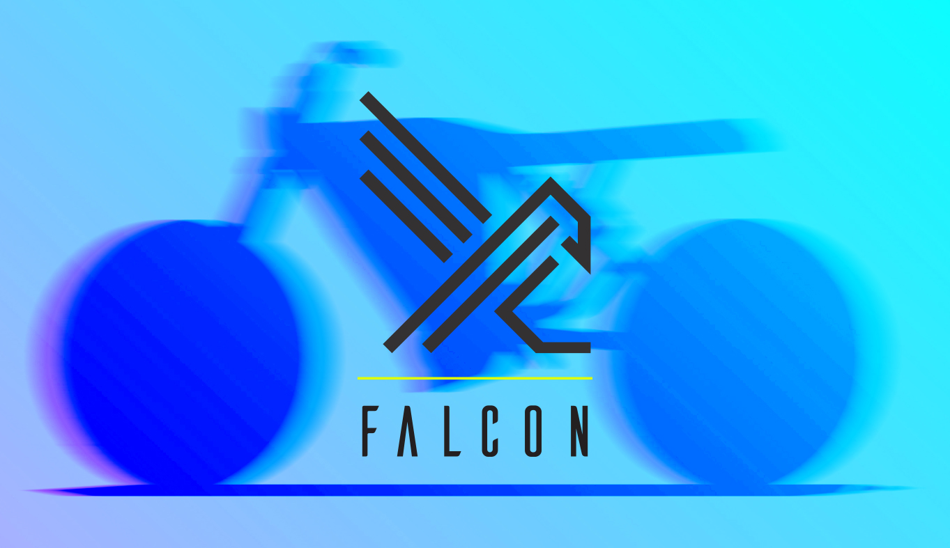 Falcon Rising Cleveland CycleWerks and Sphere brakes