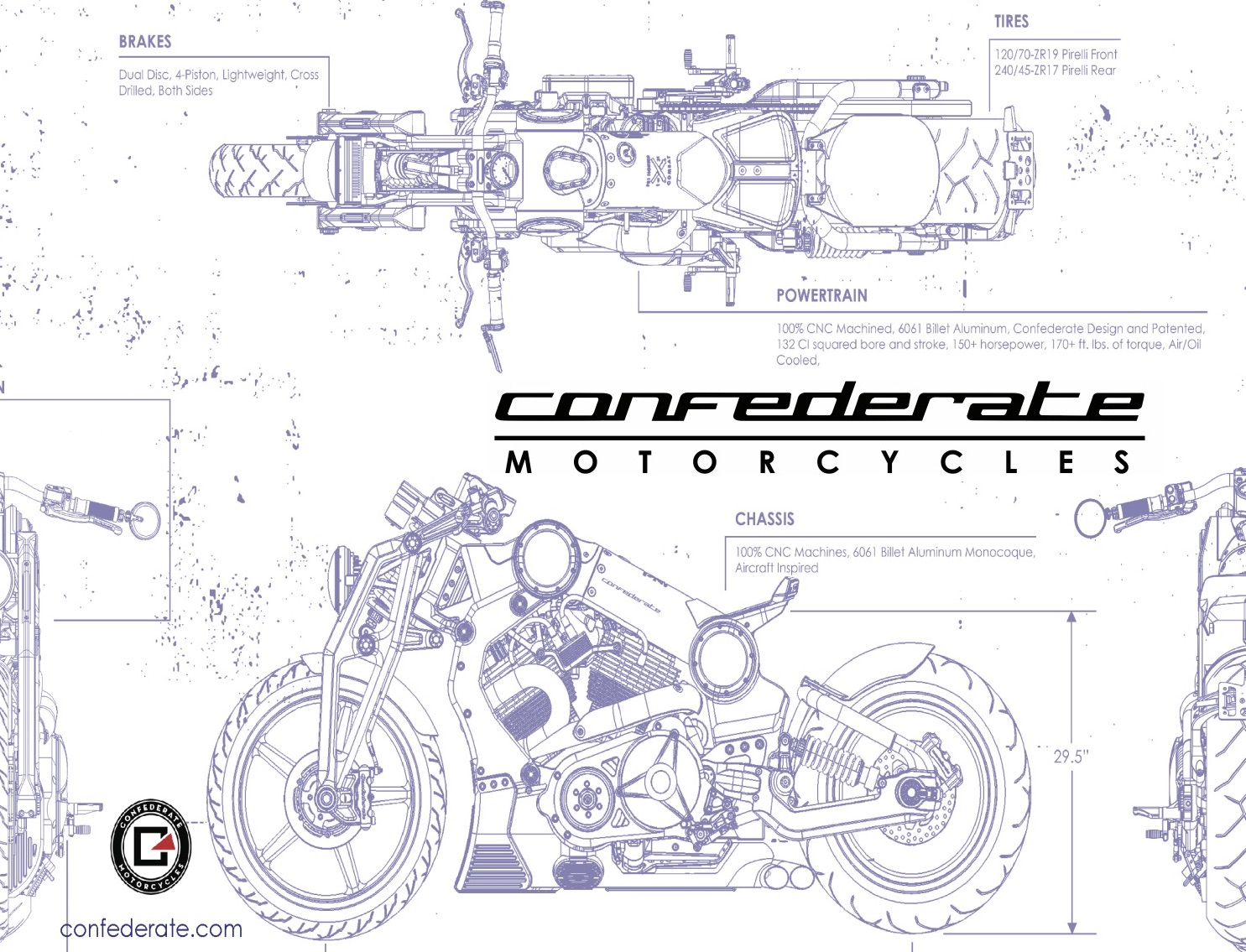 Confederate Motorcycles