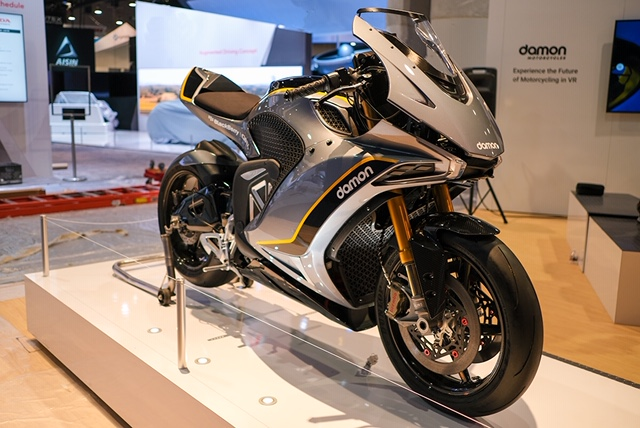 Damon Motorcycle HyperSport