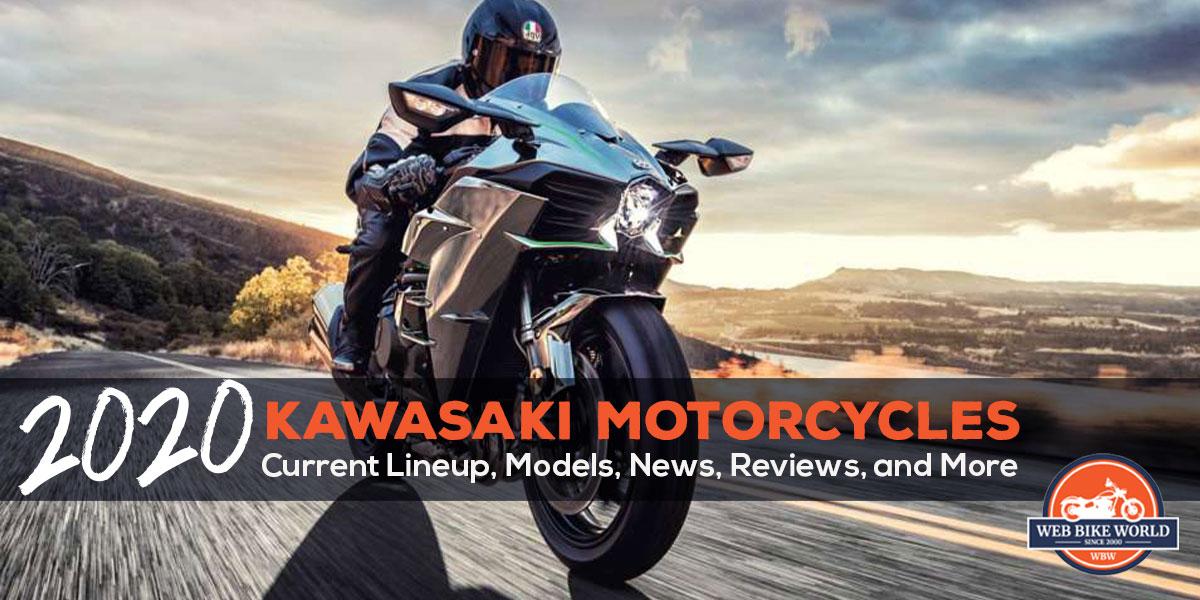 Kawasaki motorcycles lineup models and news