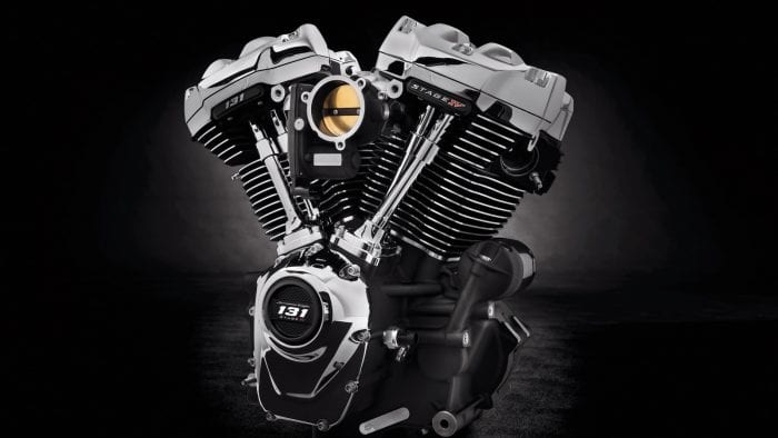 Harley-Davidson Screamin' Eagle 131 engine