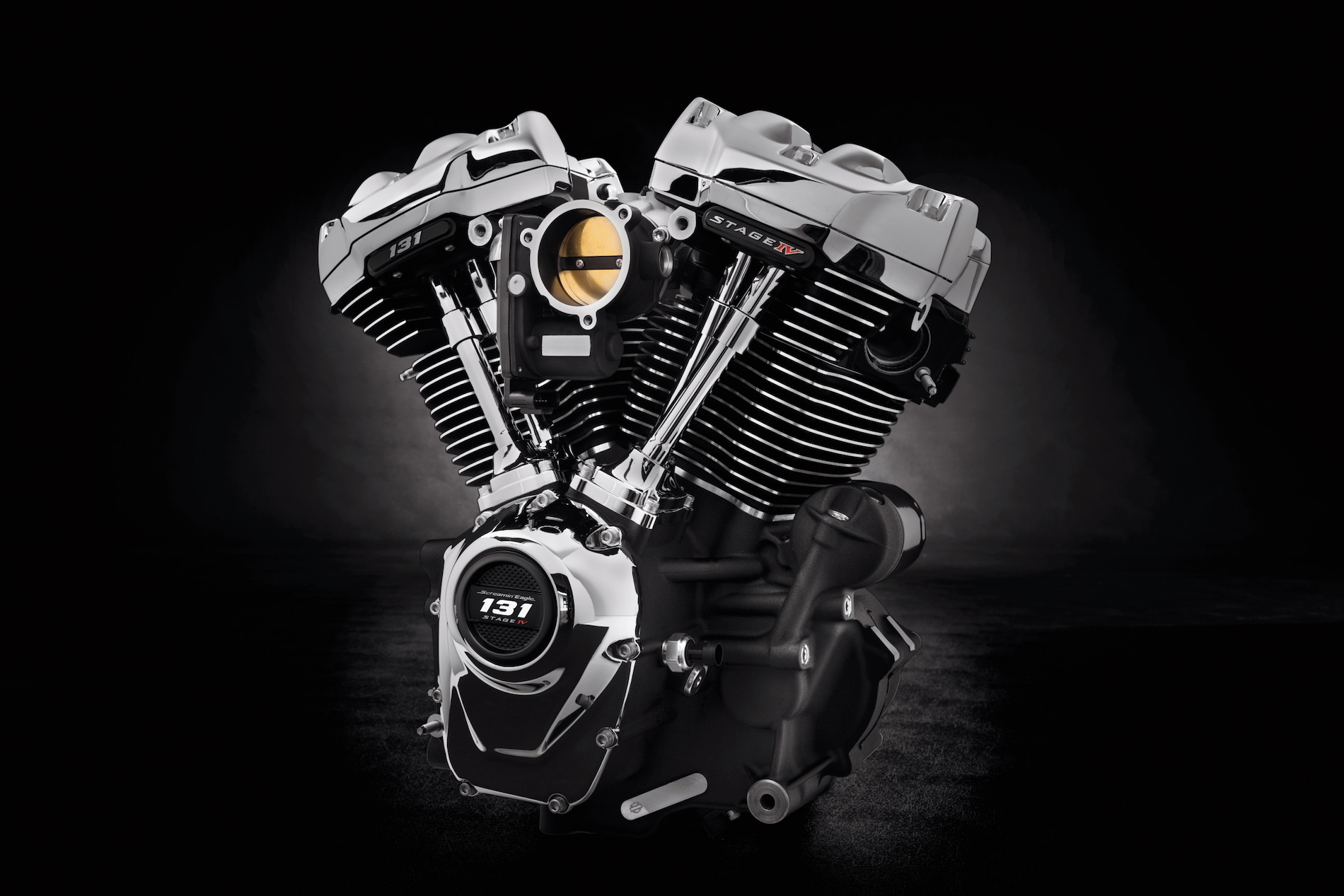 Harley-Davidson Screamin' Eagle 131 engine