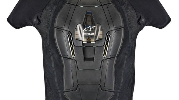 alpinestars tech air street vest