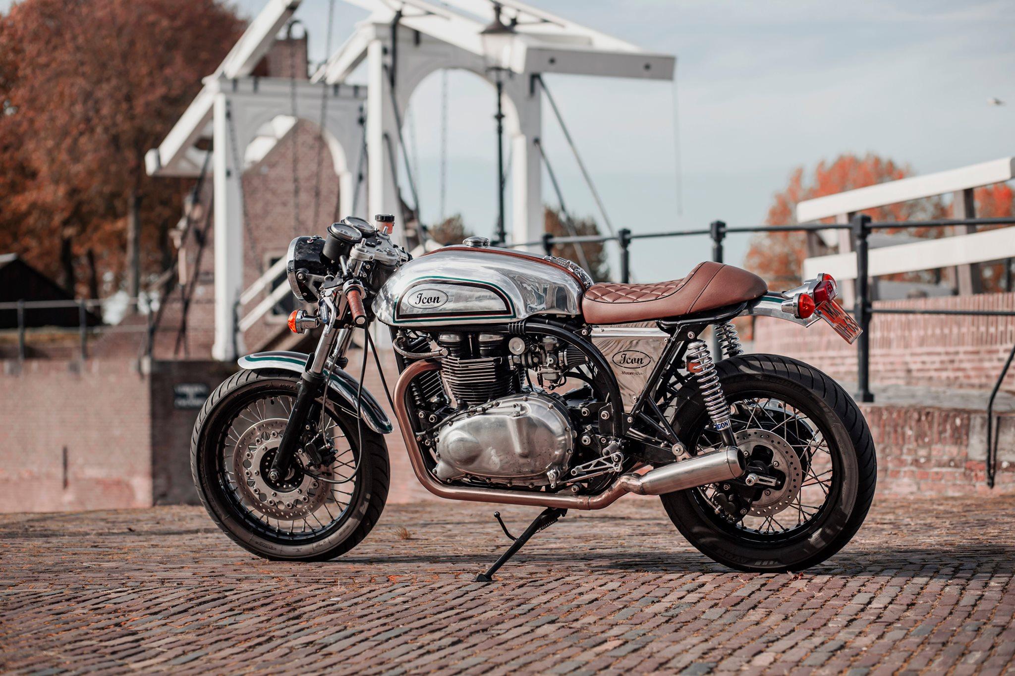 Icon Motorcycles Triton