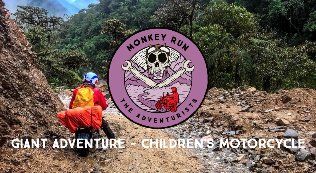 The adventurists Monkey Run