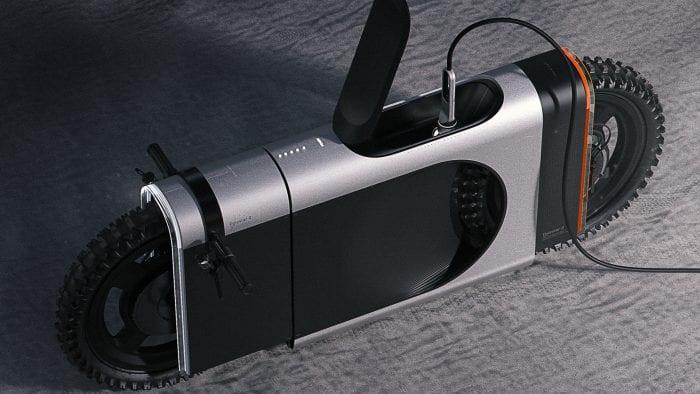 Arthur Martins Polestar SLR concept