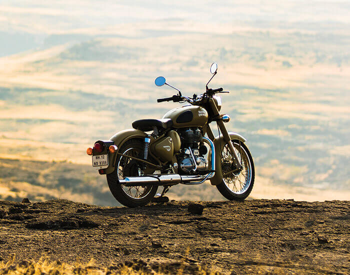 2020 Royal Enfield Classic
