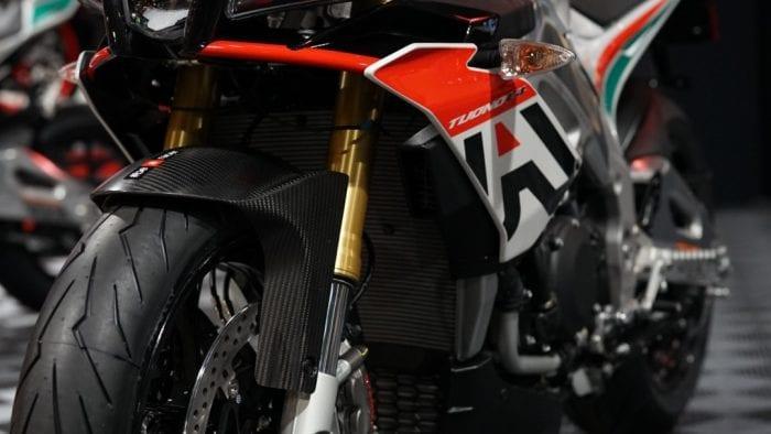 2020 Aprilia Tuono V4 1100 RR Misano