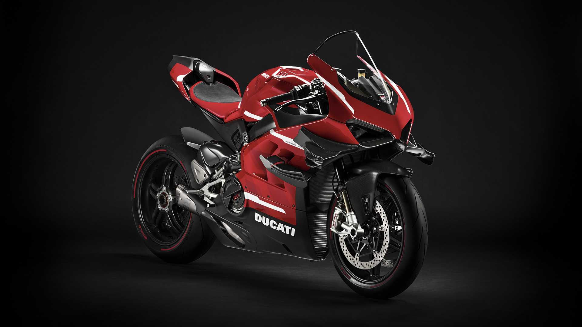 2020 Ducati Panigale V4 Superleggera