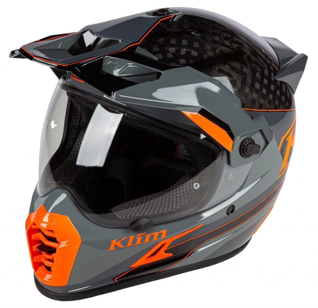 Klim Krios Pro helmet.