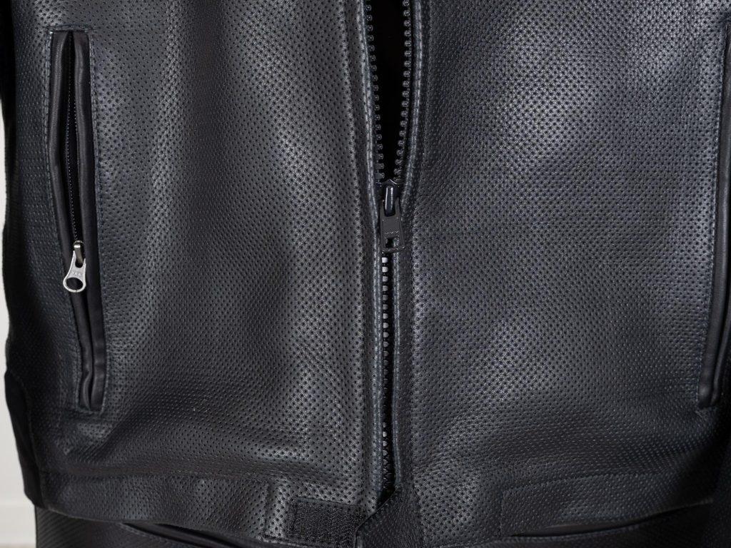 Aerostich Transit 3 Two Piece Suit Frontal Zipper