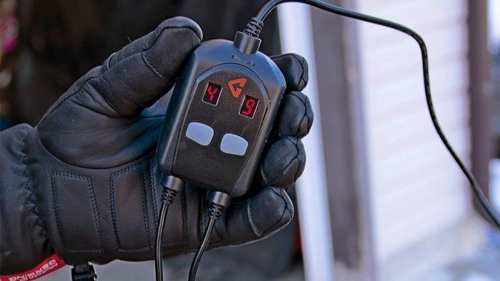 Dual circuit temperature controller from Gerbing.