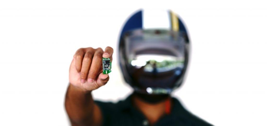 Quin Helmets technology