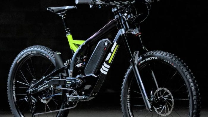 SEM electric bike