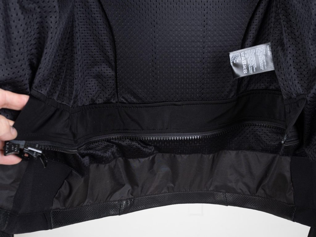 Aerostich Transit 3 Two Piece Suit Zipper