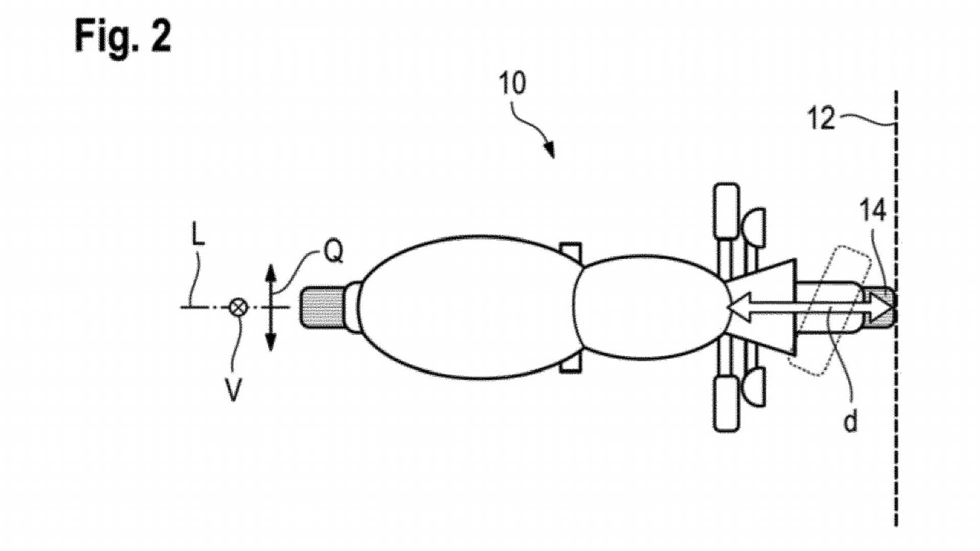 BMW safety patent