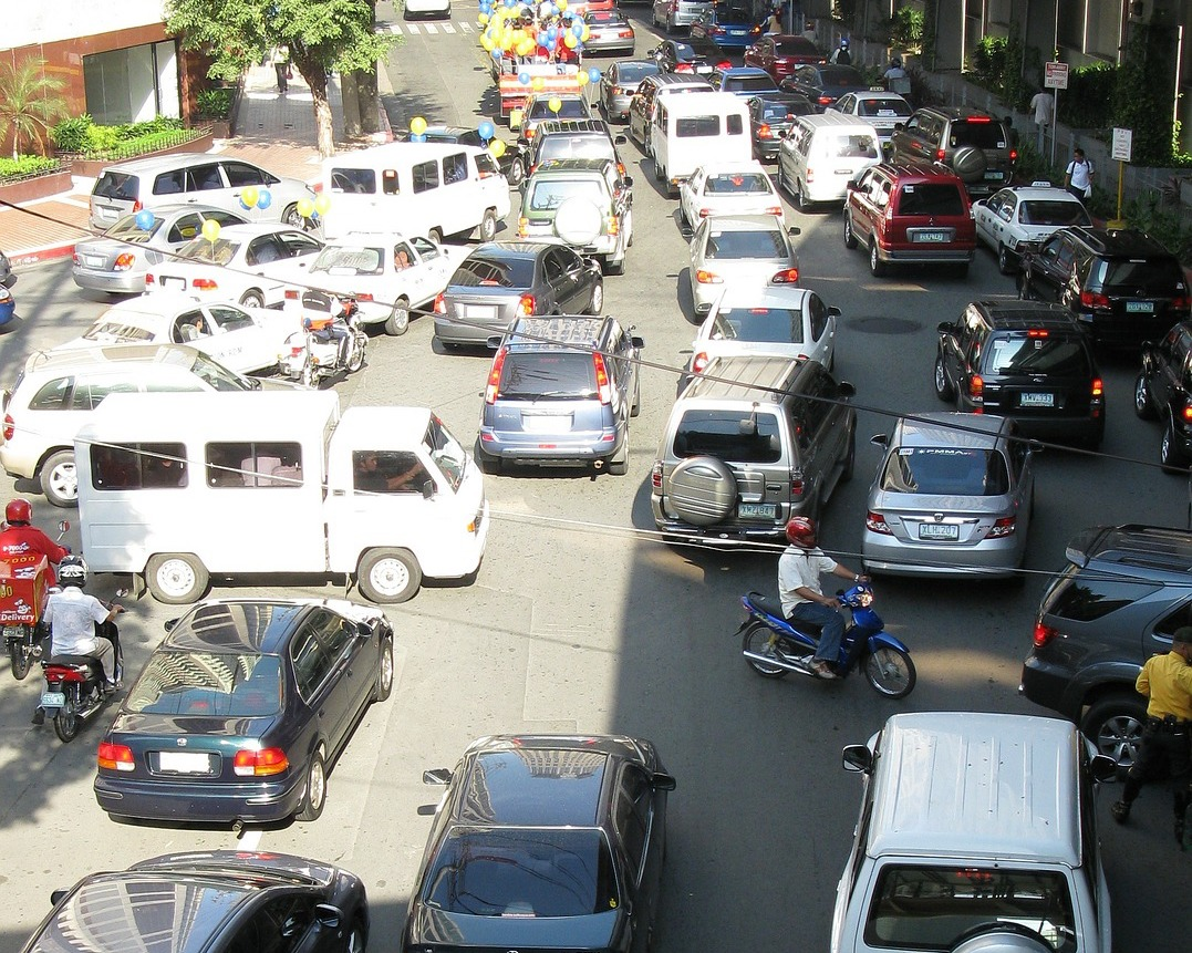 Philippines traffic