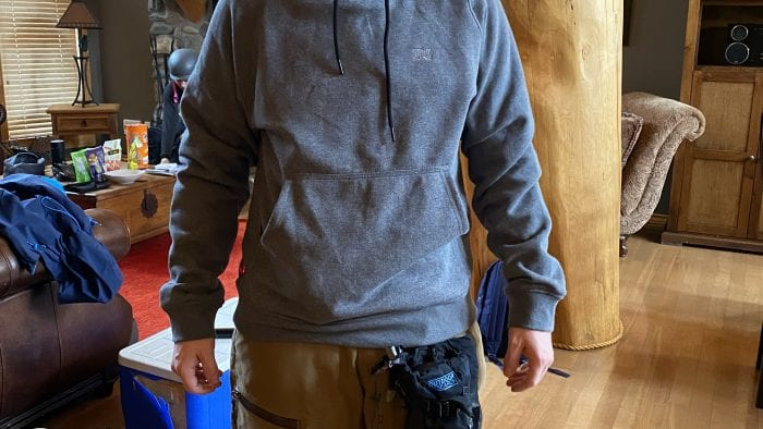Mobile Warming Phase Hoodie