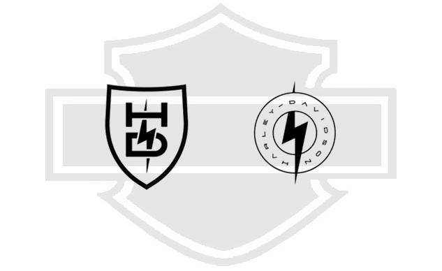 Harley-Davidson electric bike logos