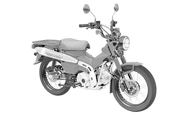 2021 Honda CT125