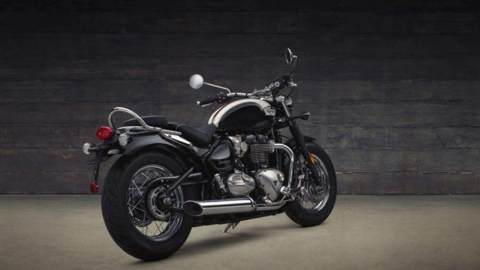 2020 Triumph Bonneville Speedmaster