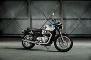 2020 Triumph Bonneville T100 / T100 Black