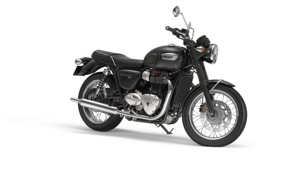 2020 Triumph Bonneville T100 T100 Black Specs Info Wbw