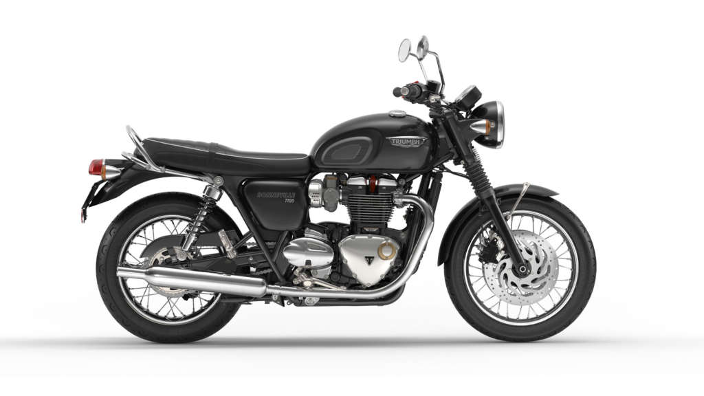 2020 Triumph Bonneville T120 / T120 Black