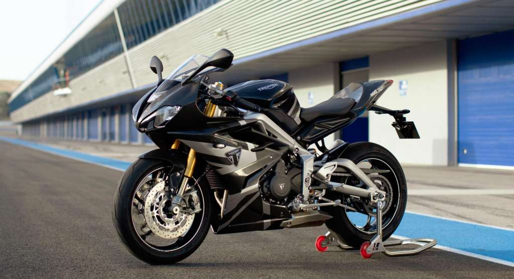2020 Triumph Daytona Moto2 765