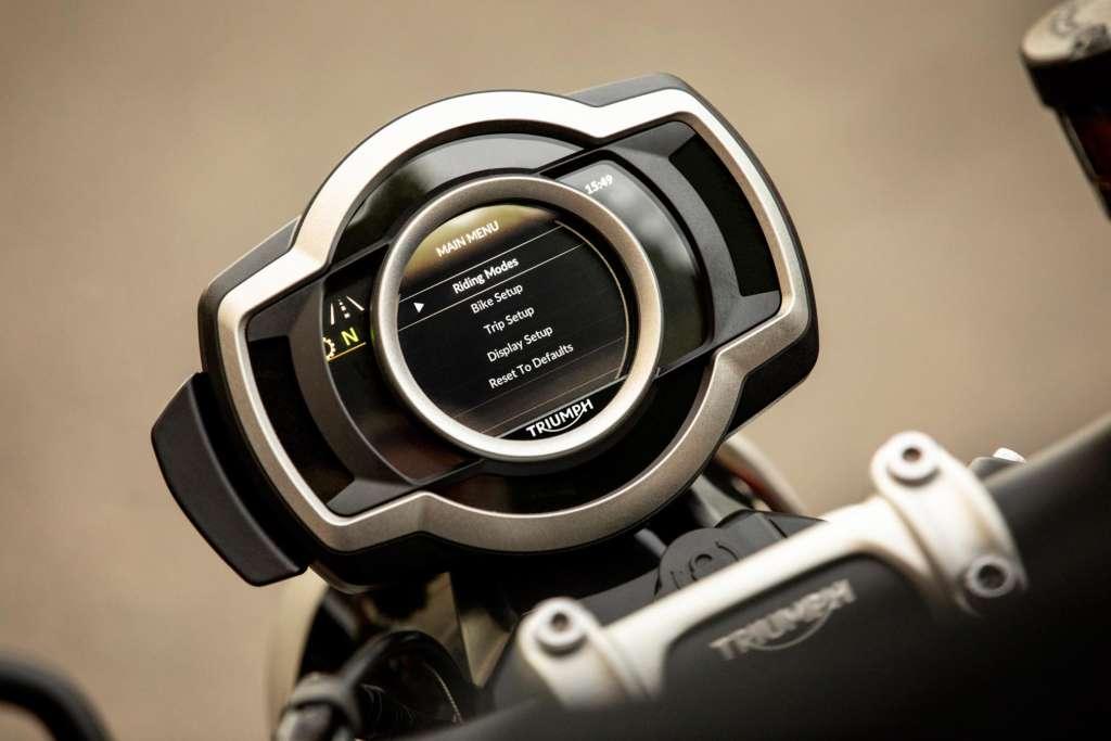 2020 Triumph Scrambler 1200 XC
