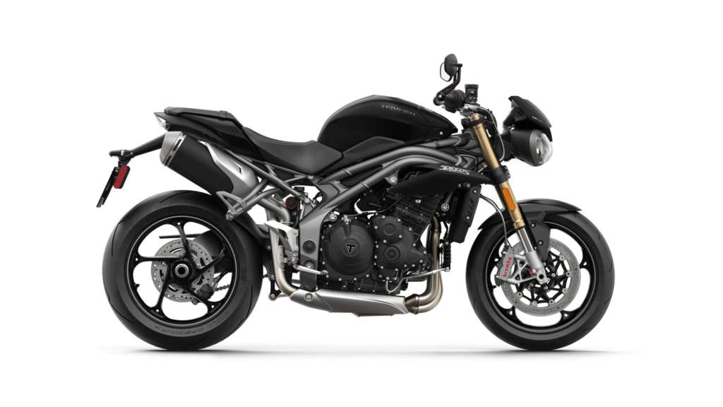 2020 Triumph Speed Triple S / Triple RS