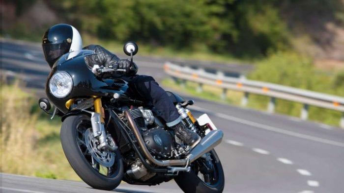 2020 Triumph Thruxton 1200 RS