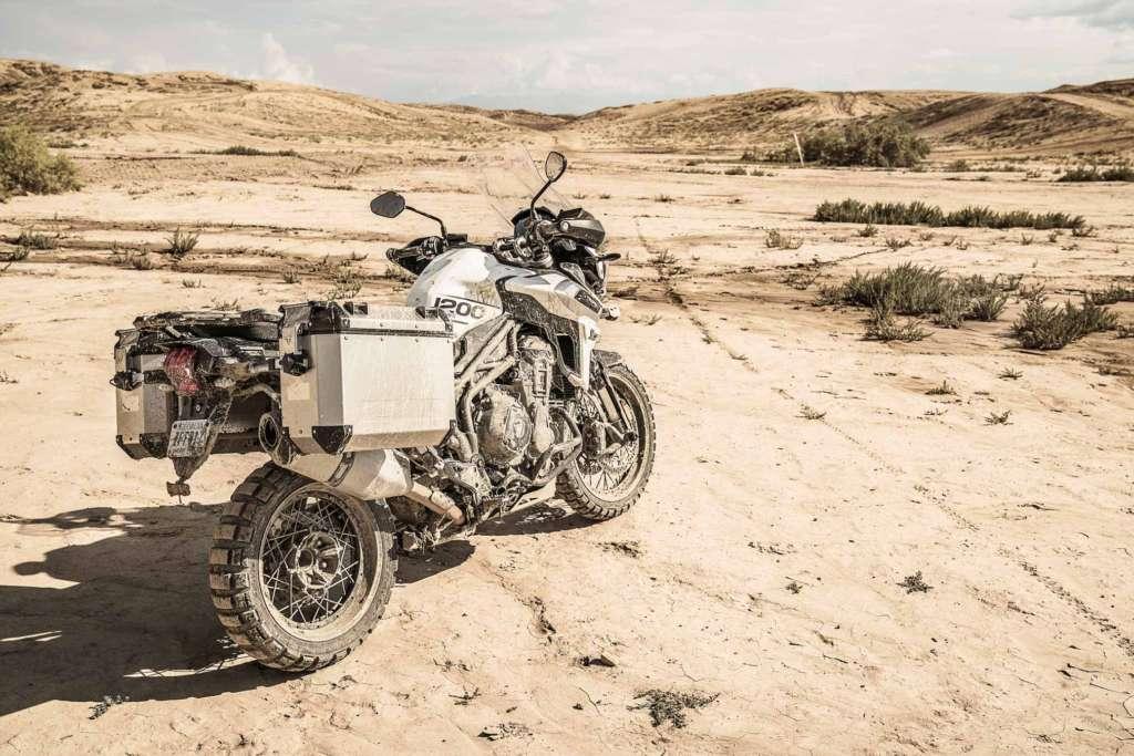 2020 Triumph Tiger 1200 XCx