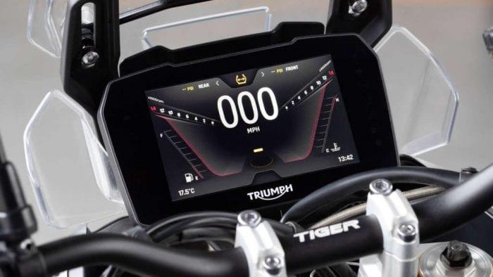 2020 Triumph Tiger 900 Rally / Rally Pro