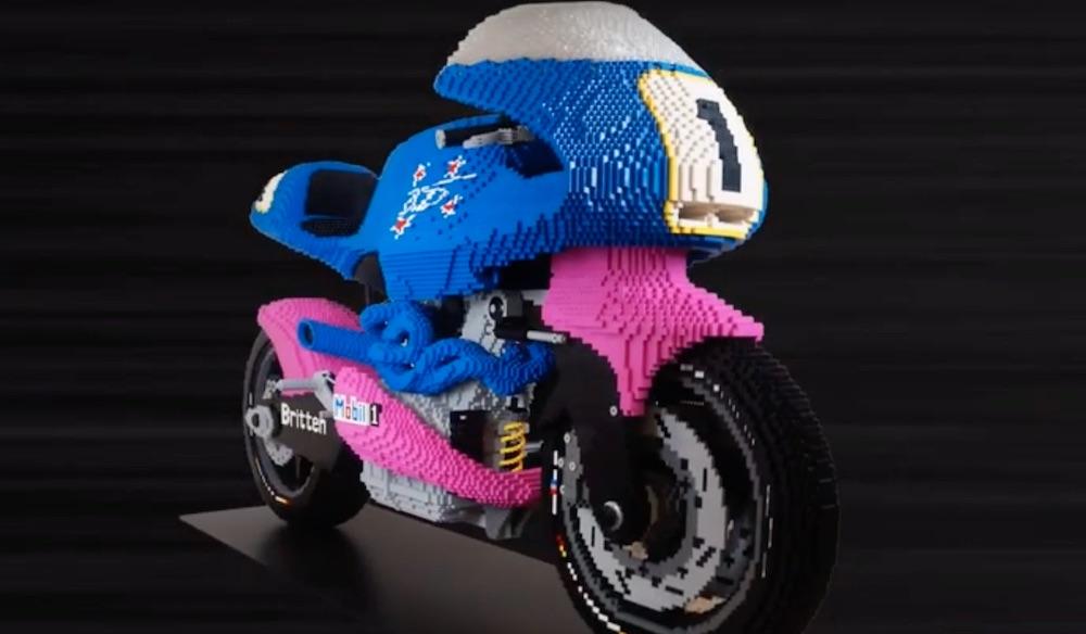 Britten Lego