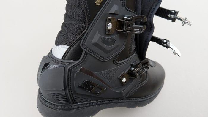 2020 SIDI Adventure 2 Gore-Tex Mid Boots soles