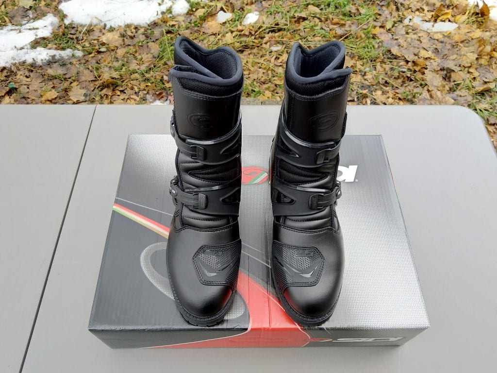 2020 SIDI Adventure 2 Gore-Tex Mid Boots