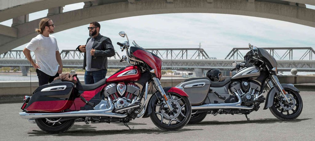 2020 Indian Chieftain Elite