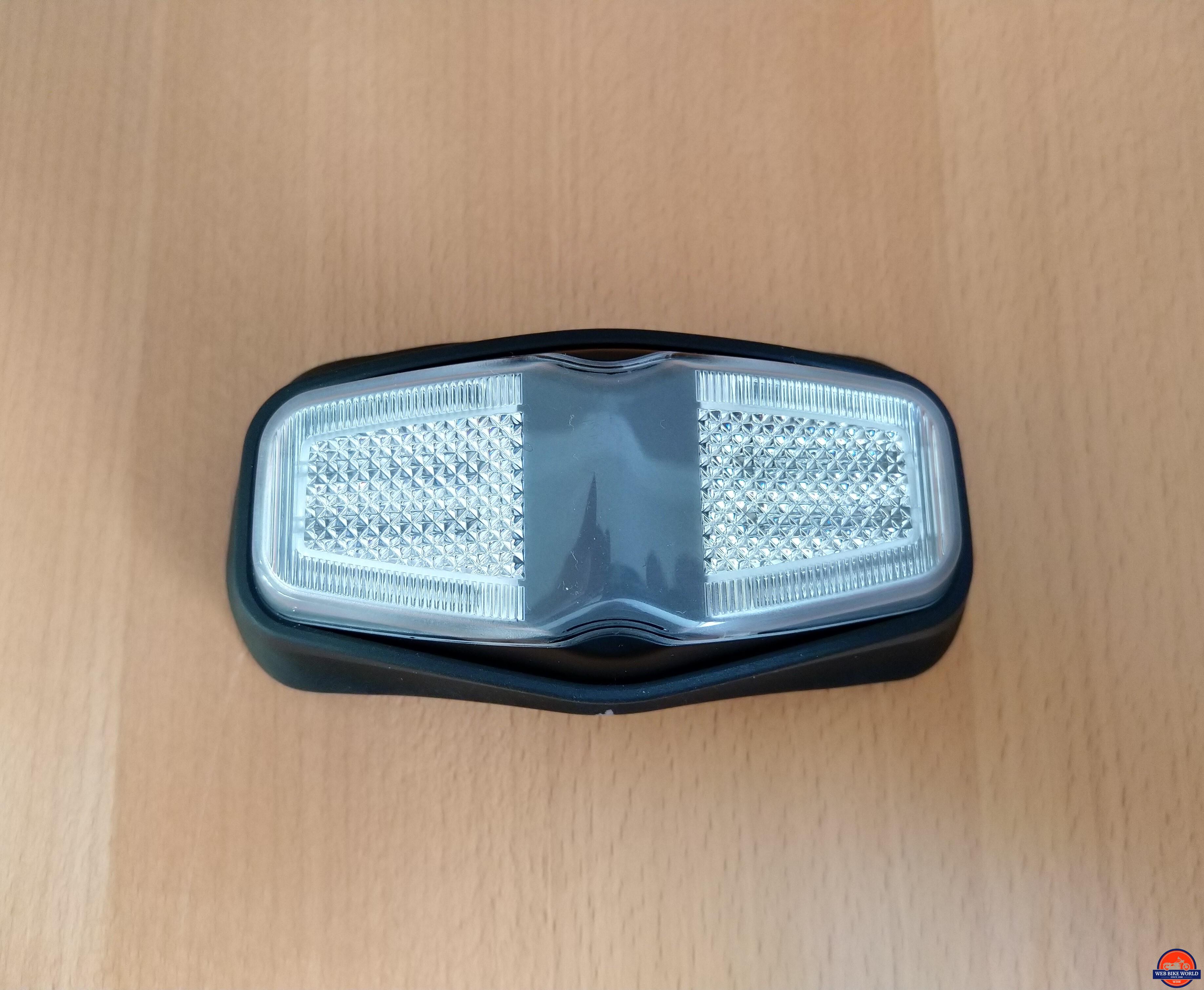 inView, Component, helmet module, LED face