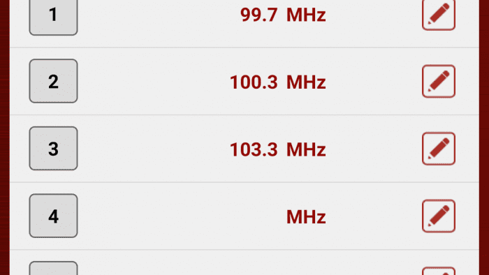 Sena SRL2 BT, Sena Utility App, Screenshots, 4 of 6