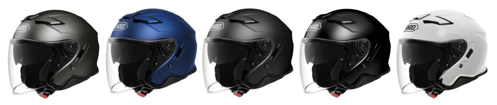 Shoei J-Cruise II Helmet Colorways