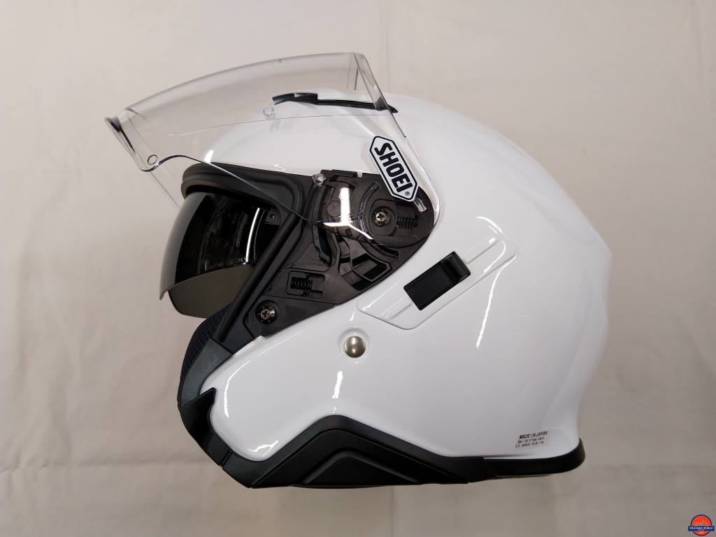 Shoei J-Cruise II, a great looking open face helmet, style, substance, features, 2nd photo