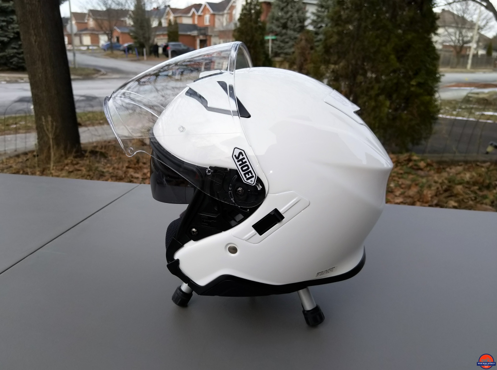 Shoei J-Cruise II, a great looking open face helmet, style, substance, features