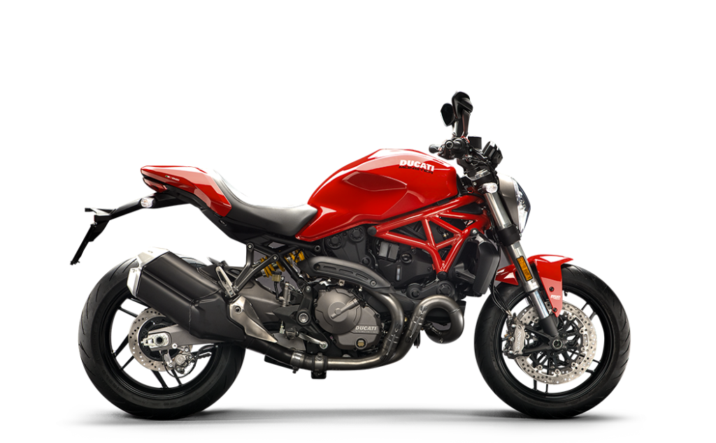 2020 Ducati Monster 821 / 821 Stealth