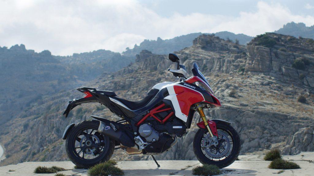 2020 Ducati Multistrada 1260 / 1260 S / 1260 Pikes Peak