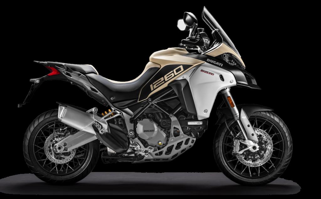 2020 Ducati Multistrada 1260 Enduro