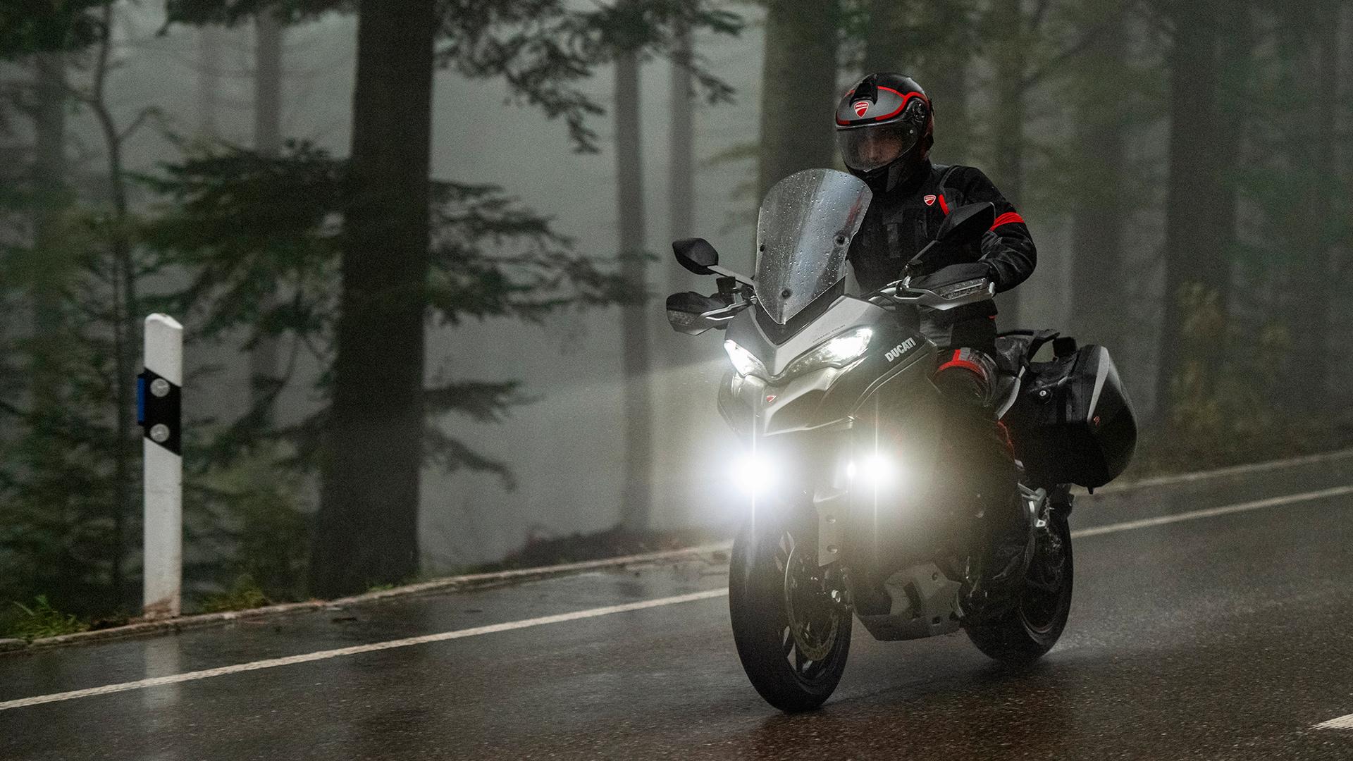 2020 Ducati Multistrada 1260 S Grand Tour